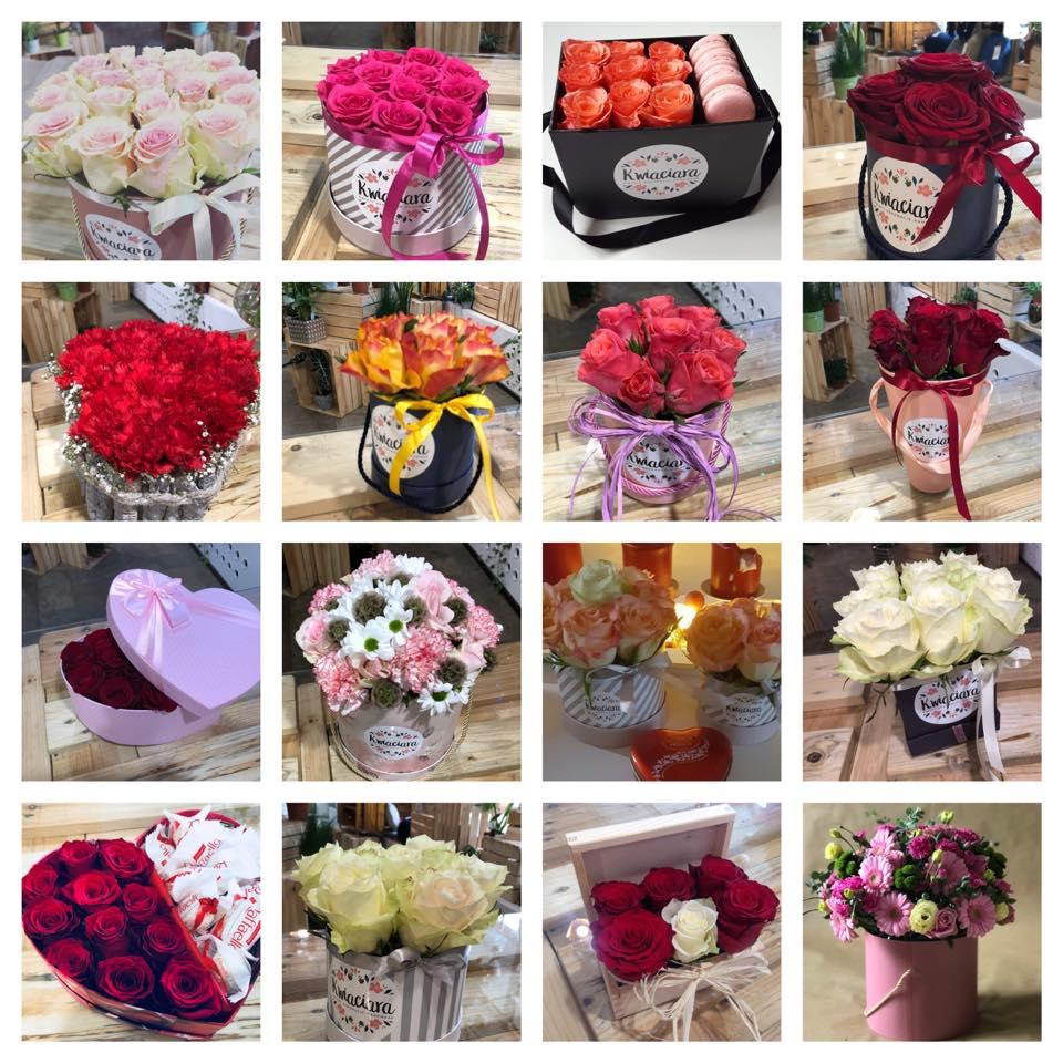 Flower boxy – czyli o kwiatach w pudełkach słów kilka